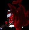 Ragna the Bloodedge (Sprite, j.214C-214D)