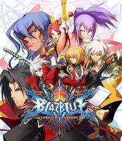 BlazBlue Chronophantasma (Cover)