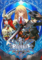BlazBlue Continuum Shift (Cover, JP)
