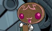 Professor Gingerbreadman