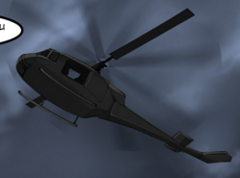 Wart Helicopter