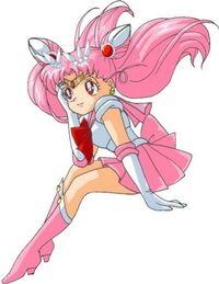 Sailor Moon Chibiusa shoes ver 01-2-03