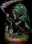 Wraith II Figure