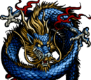 Xin Lon, The Blue Dragon II