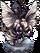 Gilbert, Moth Handler II Figure