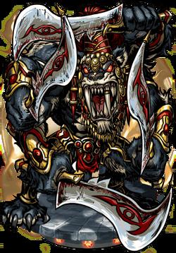 Wolfert, Grave Keeper II Figure