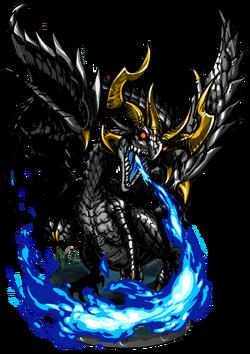 Fafnir, Fire Dragon II Figure