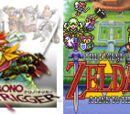 (1)Chrono Trigger vs (6)The Legend of Zelda: A Link to the Past 2004