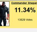 (1)Link vs (2)Commander Shepard vs (3)Draven 2013