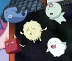 Goemon's Monsters