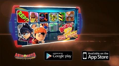 BoBoiBoy Speed Battle Promo (Malay Version)
