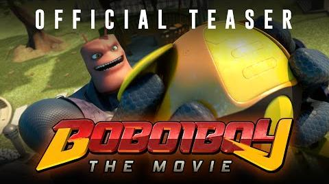 BoBoiBoy The Movie Official Teaser