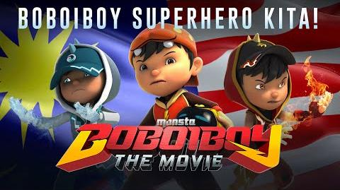 BoBoiBoy The Movie Superhero Kita!