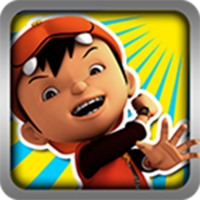 Boboiboy on game