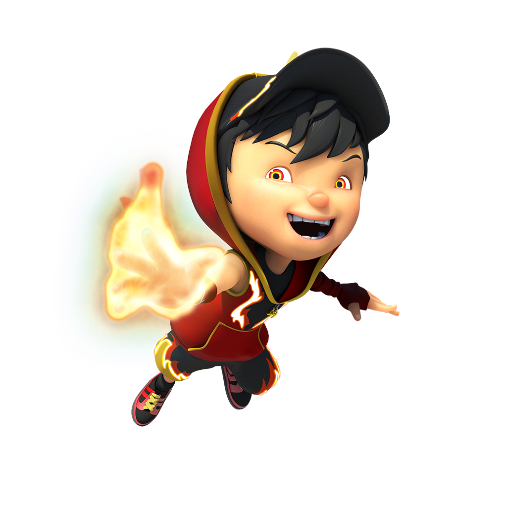 handphone wallpaper boboiboy ice - photo #16