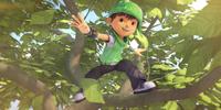 BoBoiBoy Daun