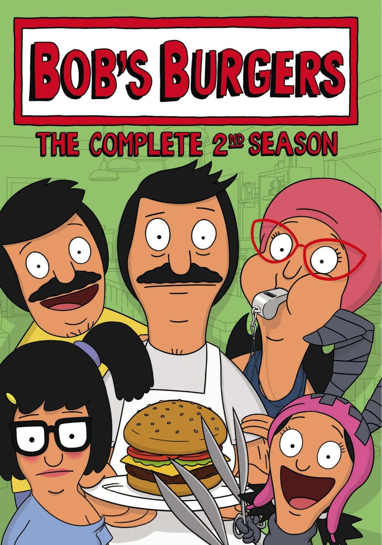 bobs burgers dvd