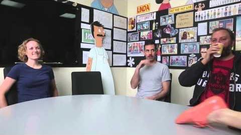 BOB'S BURGERS Behind BOB'S BURGERS Live Episode 5 ANIMATION on FOX