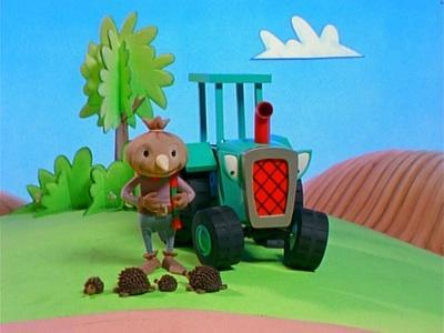 Bob The Builder Bob Saves The Hedgehogs