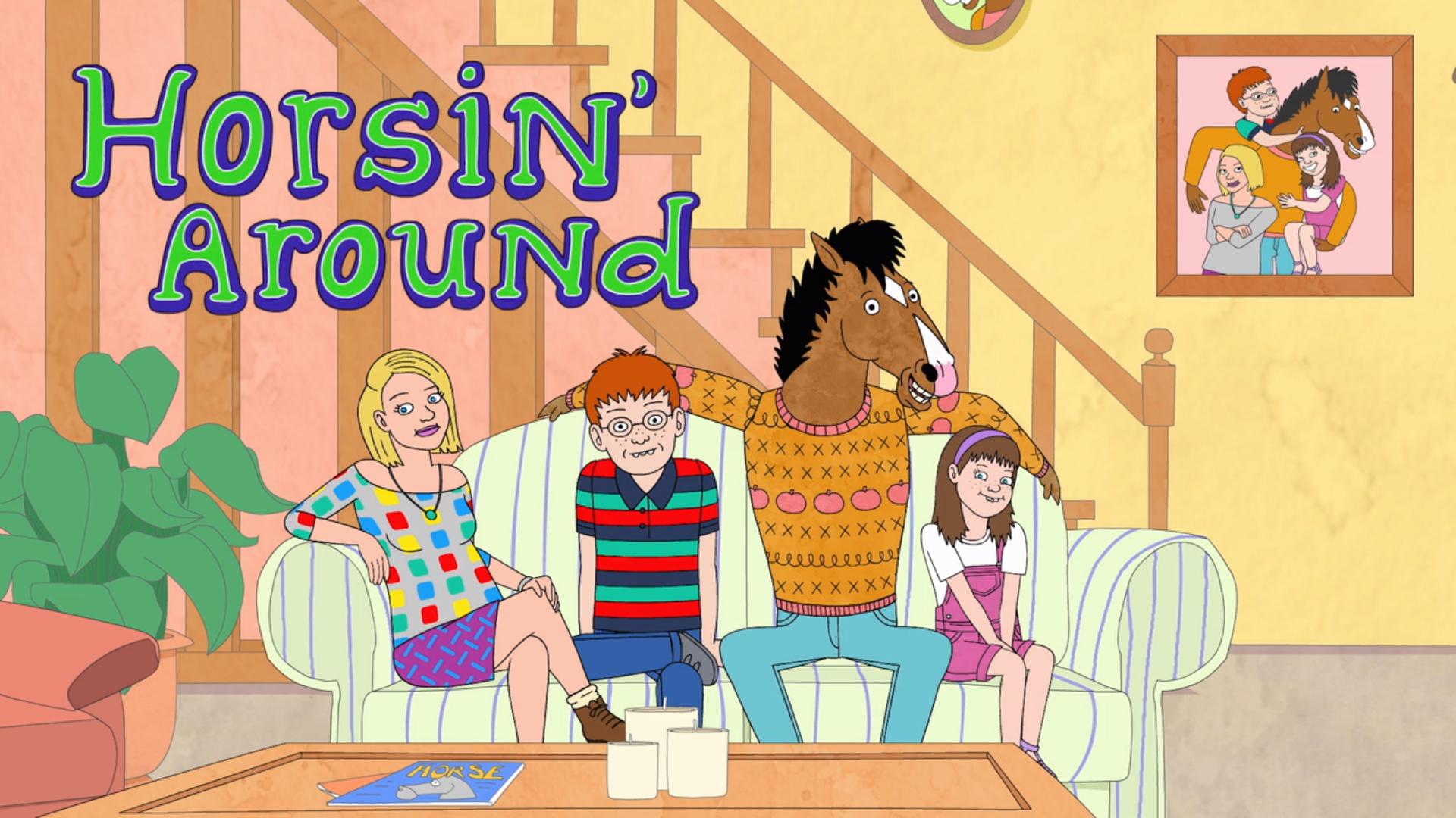 Horsin' Around | BoJack Horseman Wiki | FANDOM powered by Wikia