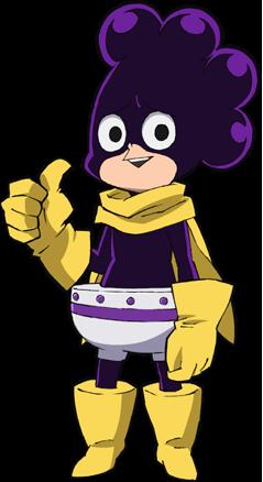 Minoru Mineta Boku No Hero Academia Wiki Fandom