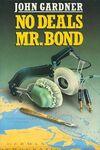 No Deals, Mr. Bond (Original Ausgabe).jpg