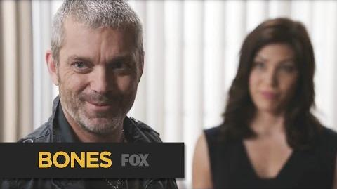 """BONES Awkward from """"The Last Shot at a Second Chance"""" FOX BROADCASTING"""