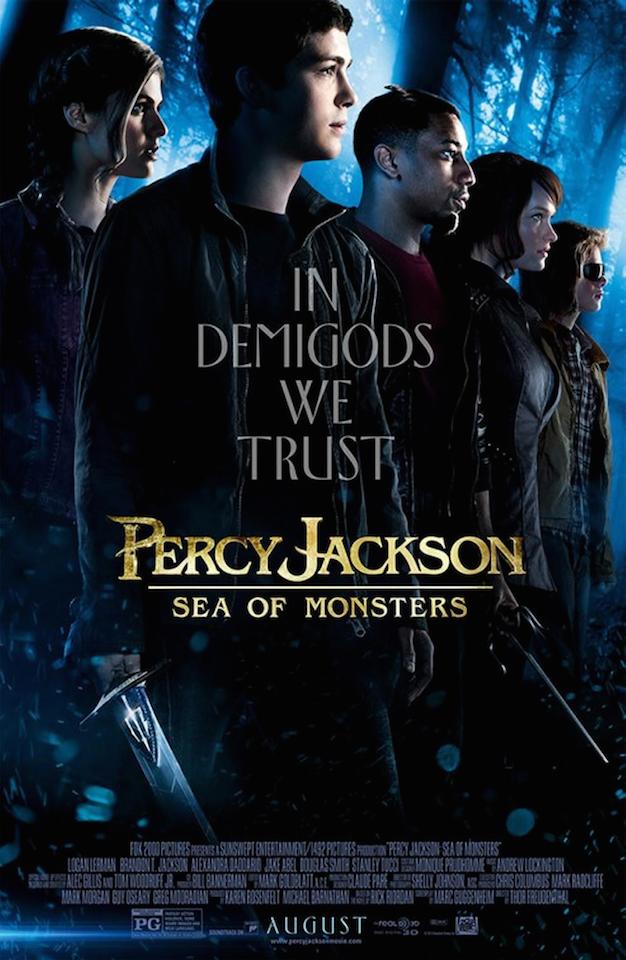 «Перси Джексон И Море Чудовищ» — 2013