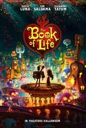 Book of Life Poster1