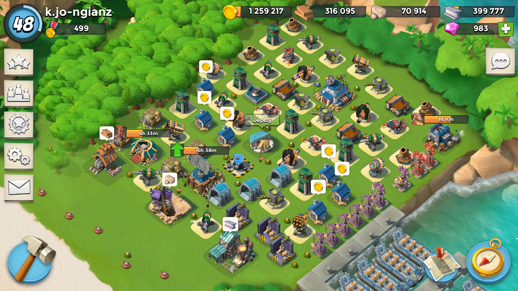unfair matchmaking boom beach Boom beach boom beach is a recently release game from supercell, the makers of the wildly popular and fun games clash of clans and hay day boom beach closely resembles clash of clans in several aspects but with a world war ii look and feel.