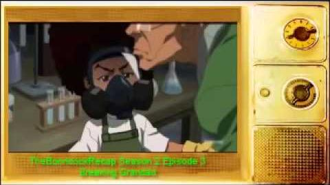 The Boondocks 4x3 Breaking Grandad Season 4 Episode 3 Full Episodes
