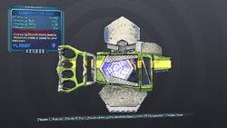 Commendable 1340 Shield 50