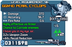 Ggn40 pearl cyclops