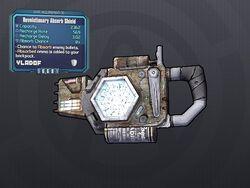 LV 30 Revolutionary Absorb Shield