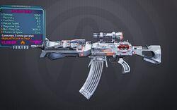 Incendiary Blaster AR