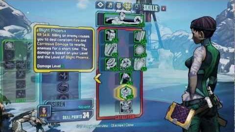 Blight Phoenix skill video preview