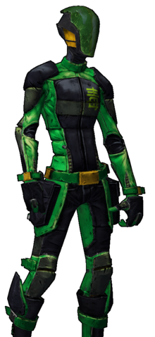 File:BL2-Zer0-Skin-Emerald Assassin.png