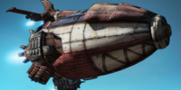 Piston's Blimp