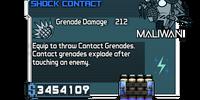 Contact Grenade