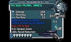 AX300 Pearl Aries