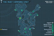 Rust Commons East Chest Map