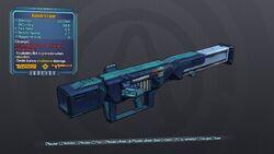 Kaneda's Laser 70MS Orange Explosive