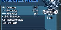 Mauler (combat rifle)