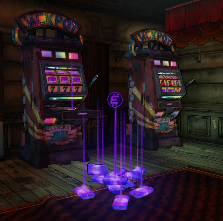 How to win on the slot machines in borderlands 2 casino in psu