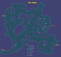 New Haven Map