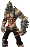 BL2-Krieg-Skin-LORD OF MEAT