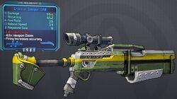 Shotgun-1340 Granular lvl15