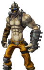 BL2-Krieg-Skin-SLURP IT ALL DOWN