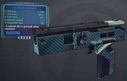 Lv38DisposableHandgun