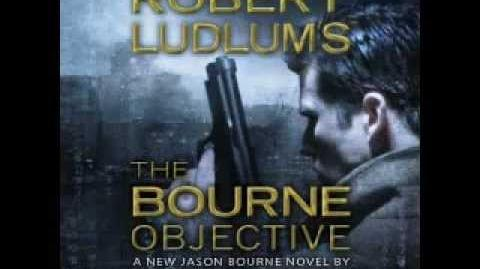 Audiobook Robert Ludlum's The Bourne Objective by Eric Van Lustbader